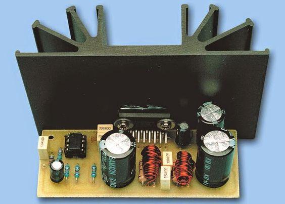 28db Noninverting Amplifier Circuit Diagram Tradeoficcom